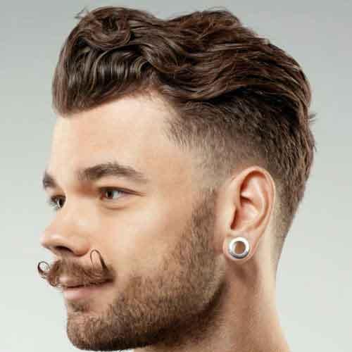 30 Peinados Ondulados Para Hombres 2019
