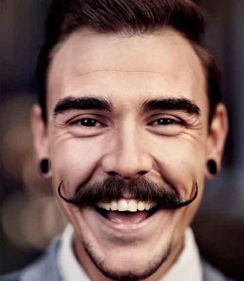 barba-con-bigote-manillar-italiano