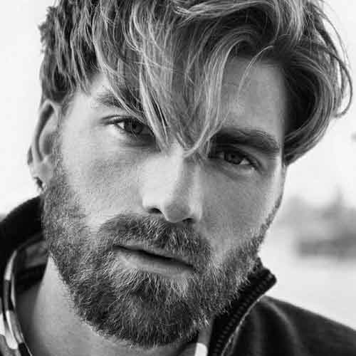 barba corporativa para hombres
