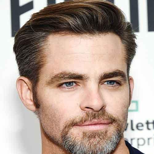 barba goatee de chivo para hombres