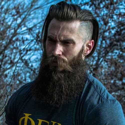 barba tweard para hombres