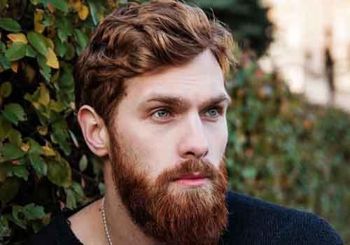 diferentes tipos de barba para hombres
