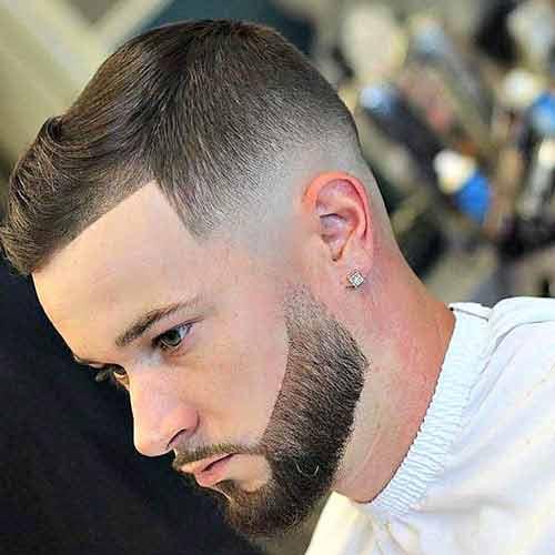 33 Peinados Para Hombres Con El Pelo Liso Cortes De Cabellos Para