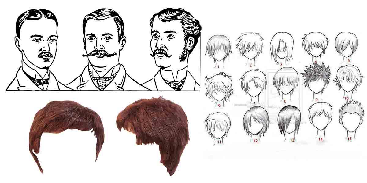 Tipos de Cabello y Peinados