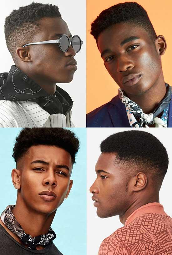 peinado afro contemporaneo para el verano