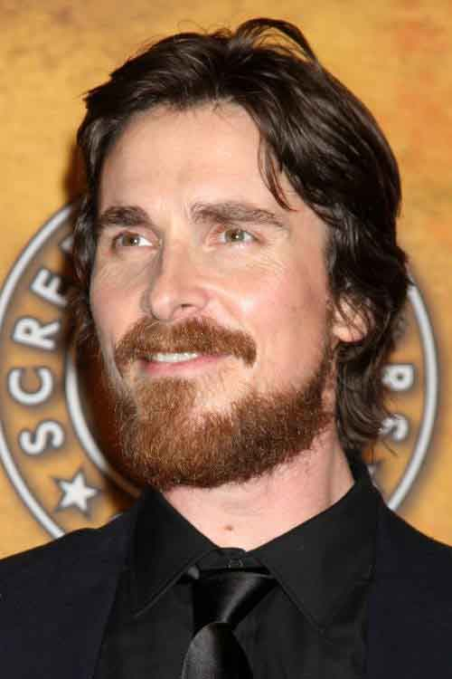 barbas con estilo en corte de pelo otoño