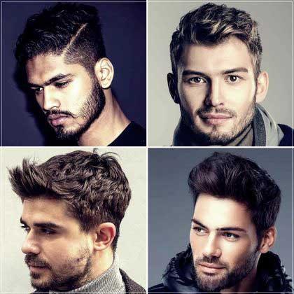 cortes de pelo corto para hombre invierno