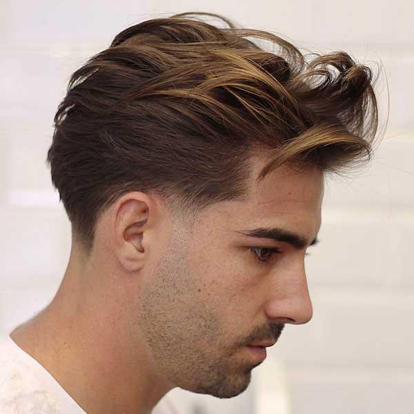 Peinado Natural de Flujo Largo con Conicidad Baja