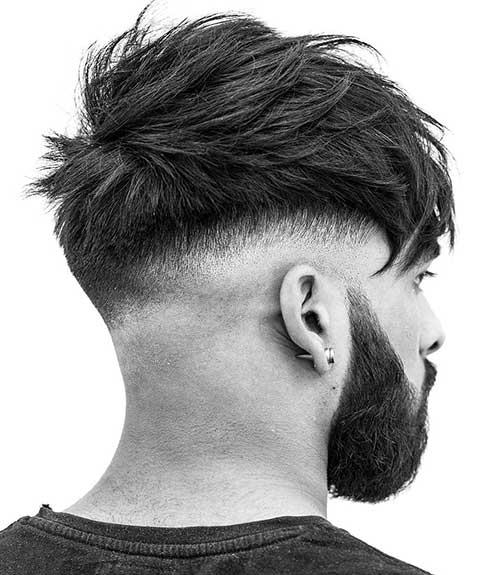 cortes de cabello hombre en la primavera