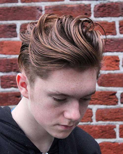 cortes de cabello hombre en primavera