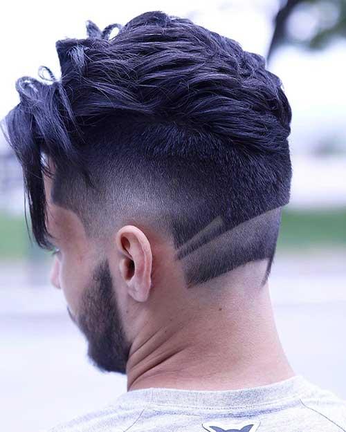 cortes de cabello hombres en la primavera