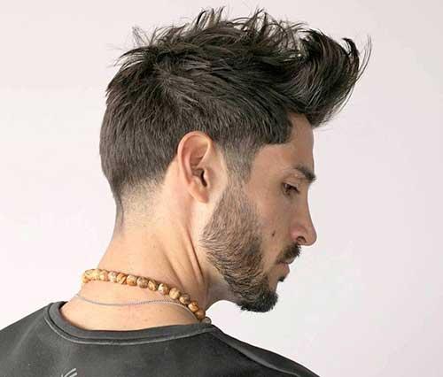 cortes de cabello para hombre en primavera