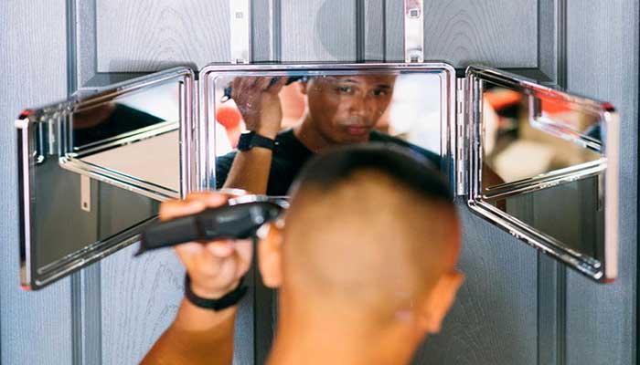 donde y como cortarse el pelo para hombres