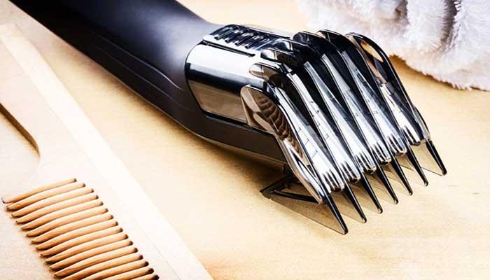 recortadoras para el cabello de los hombres